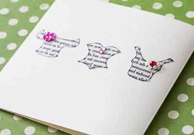 Красивые топы для открытки