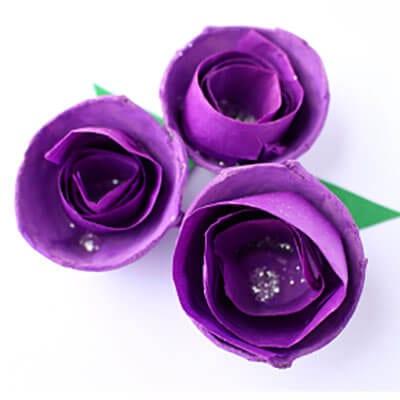 Цветы из бумаги на День Матери