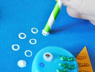 Рисуем пузырики