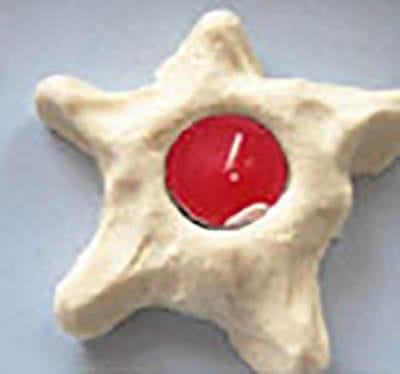 Придаем форму звезды