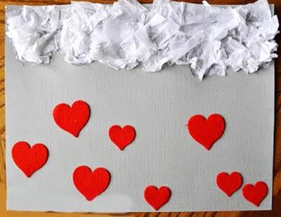 Примеряем сердечки