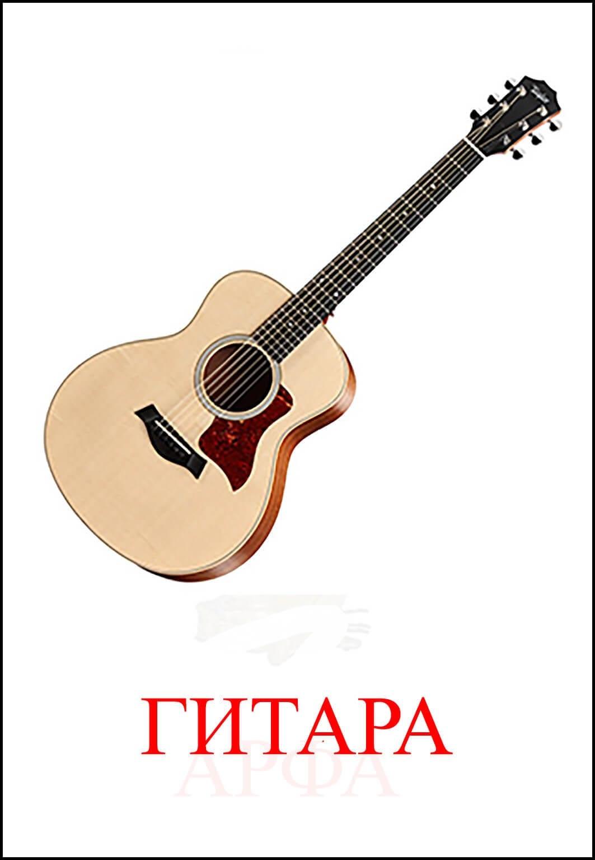 Гитара картинка