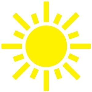 Картинка солнце 5