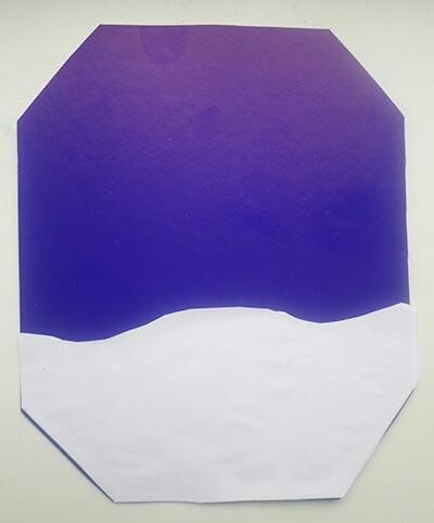 Холмы белой бумаги