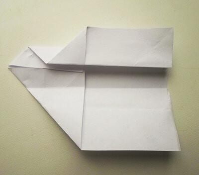 Ракета из бумаги 7