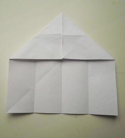 Ракета из бумаги 5