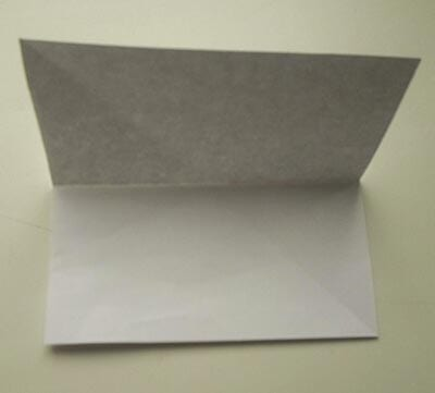Ракета из бумаги 2