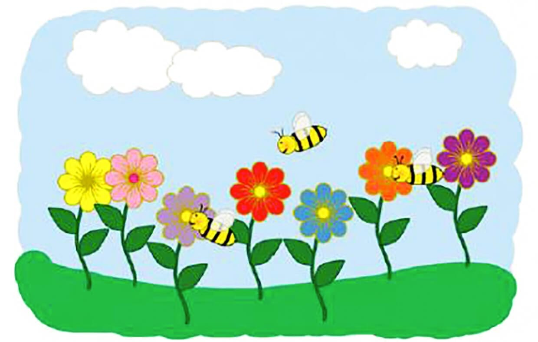 Весна картинка для детей 5