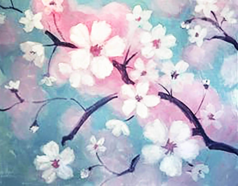 Цветение яблони картинка 1