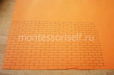 Drawing bricks