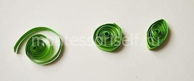 Зеленая капелька