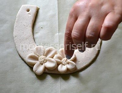 Рельефная сердцевина