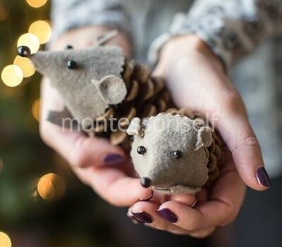 Маленькие ежики