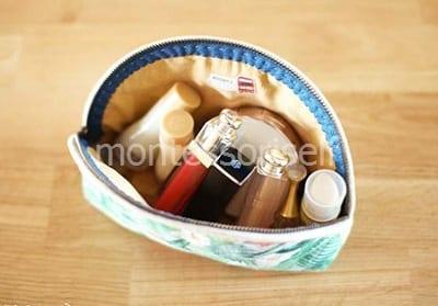 Косметика в новой сумочке