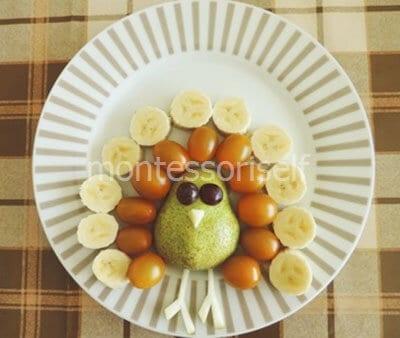 Выкладываем бананы