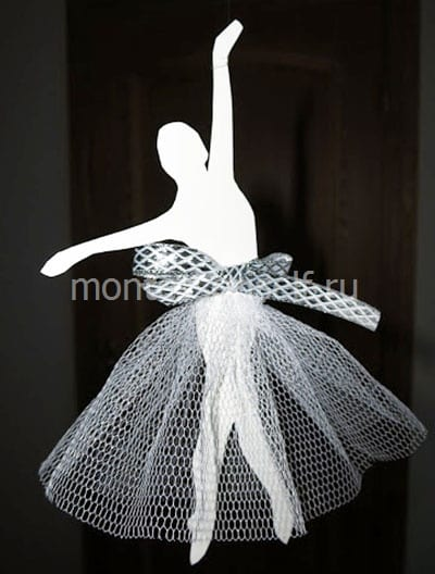 Балерина в пачке