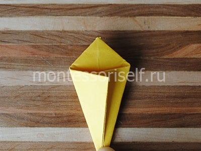 Фигура напоминающая галстук
