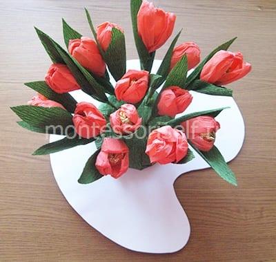 Втыкаем цветы