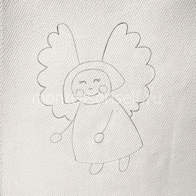 Крылышки ангела