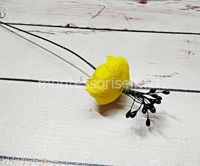 Нанизываем шарик
