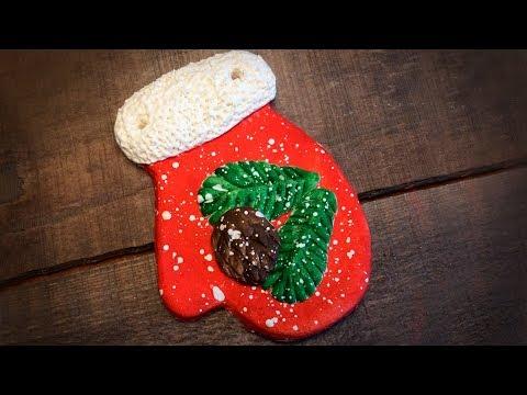 Варежка Деда Мороза