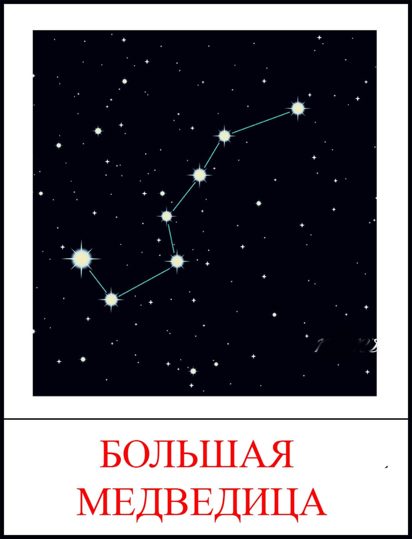 Детские картинки созвездия