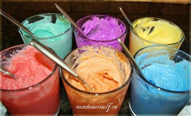 Краски своими руками 2