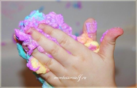 Играть с такими красками - одно удовольствие