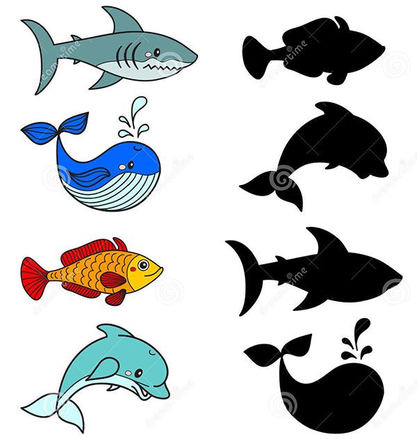 Морские жители