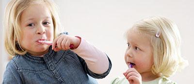 Чистка зубов - тоже ответственность