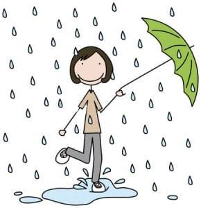 Дождь картинка 5