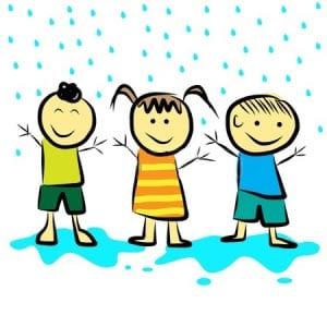 Дождь картинка 2