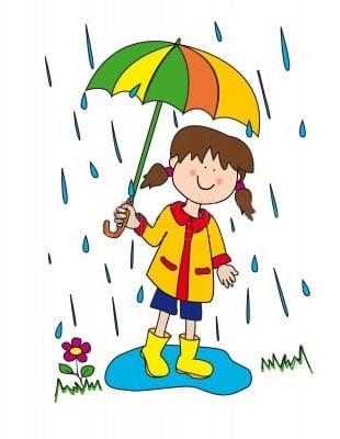 Дождь картинка 4
