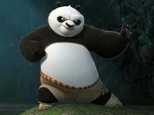 Панда картинка для детей 1