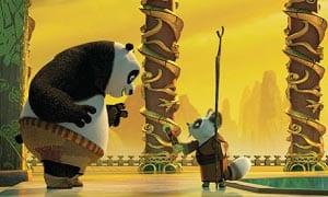 Панда картинка для детей 3