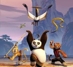 Панда картинка для детей 6