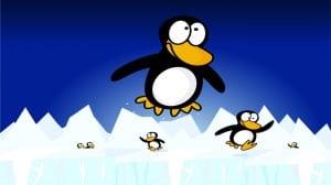 пингвины картинка 1
