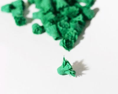 eb14 Новогодние елки из цветной бумаги своими руками: 10 идей поделок к Новому году