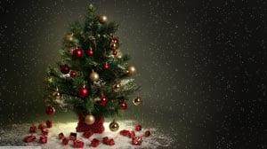 Новогодняя елка картинка для детей 12