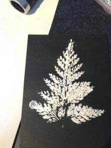 Новогодняя открытка елочка своими руками 3