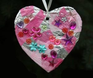 Heart with your own hands as a gift 3