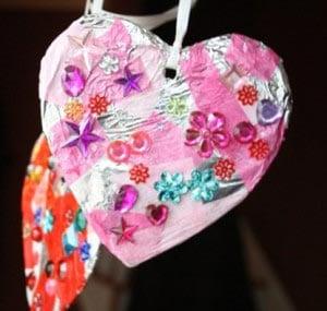 Сердечко своими руками в подарок 4