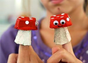 Очаровательные грибочки