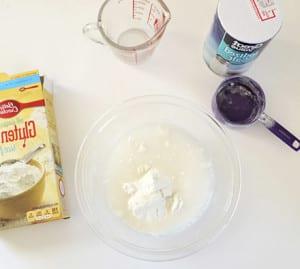 Делаем соленое тесто