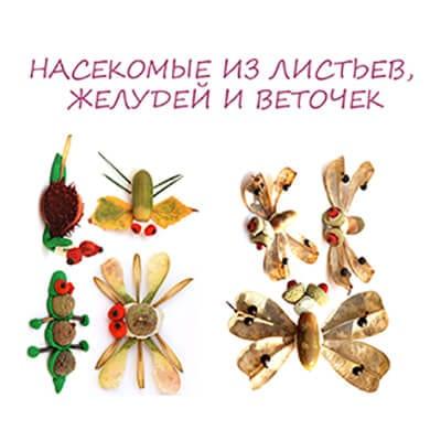 Поделка насекомое своими руками