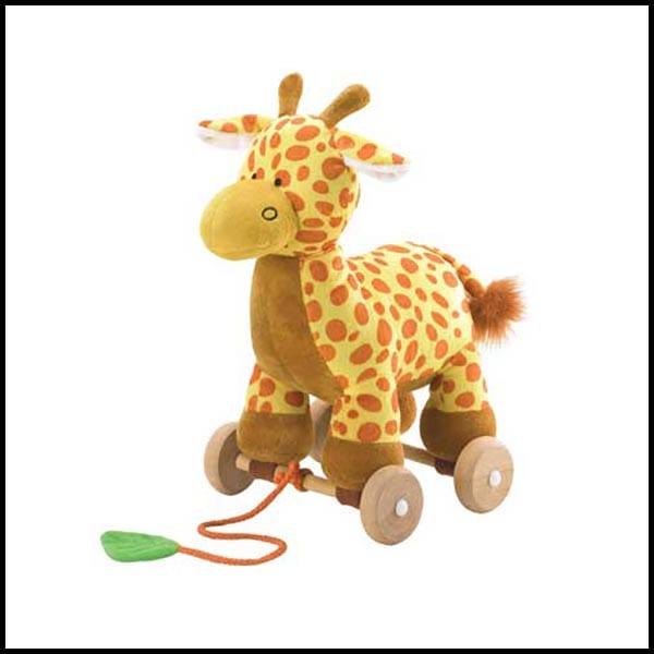 Каталка жираф