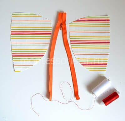4-1 Как сделать пенал своими руками?