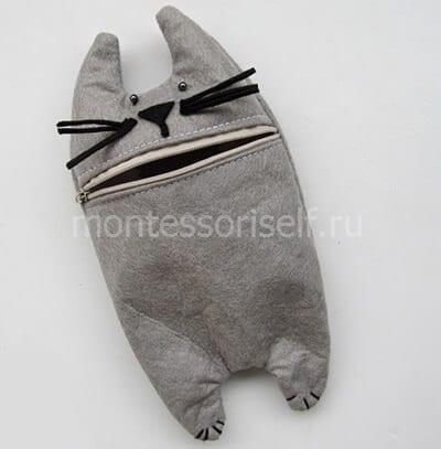 p1-3 Как сделать пенал своими руками?
