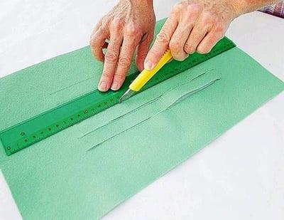 p411 Как сделать пенал своими руками?