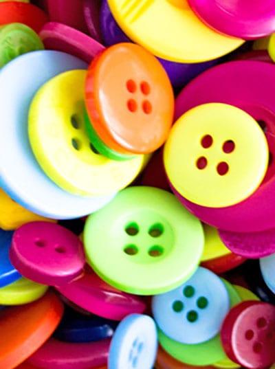 Разноцветные пуговицы